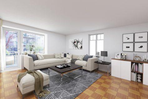 *VERKAUFT* 4-Zimmer-Wohnglück Nähe Kurfürstenplatz, 80803 München-Schwabing, Etagenwohnung