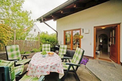 Maisonette-Wohnung mit sensationeller Sonnenterrasse, 81475 München, Maisonettewohnung