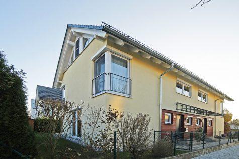*VERKAUFT* Neuwertiges Familienhaus mit Charme und Stil, 80993 München-Moosach, Doppelhaushälfte