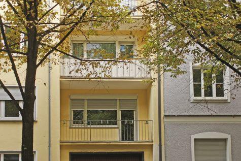 Gestalten & Wohnen – wie Sie es sich wünschen!, 80796 München-Schwabing, Etagenwohnung