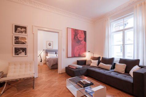 *RESERVIERT* Schicke Altbauwohnung mit Stil & Charme, 80803 München, Etagenwohnung