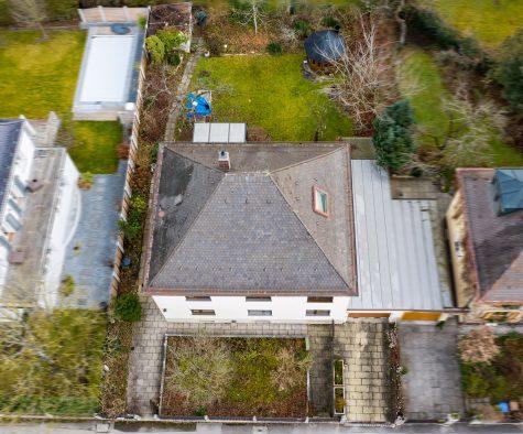 Baugrund mit Altbestand zw. Mangfallplatz und Perlacher Forst, 81547 München-Harlaching, Wohngrundstück