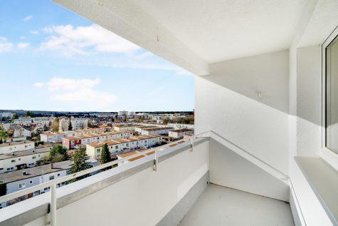ON TOP wohnt es sich schöner! Bezaubernde Wohnung mit Weitblick!, 82256 Fürstenfeldbruck, Etagenwohnung