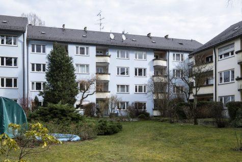 *RESERVIERT* Vermietetes Apartment in Isarnähe, 81543 München-Giesing, Erdgeschosswohnung