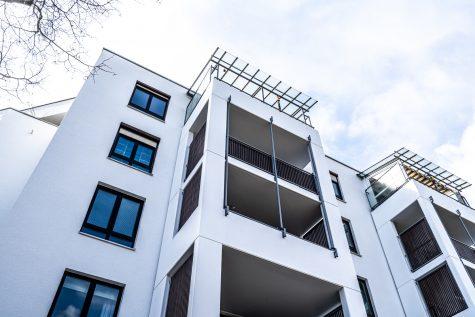 Frisch renovierte 2-Zimmer-Wohnung mit großem Balkon, 81369 München-Sendling, Etagenwohnung