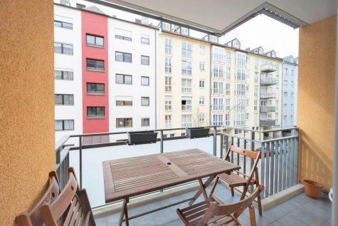*Vermietet* Moderne Wohnung mit sonniger Westloggia im Herzen von Giesing, 81541 München-Giesing, Etagenwohnung